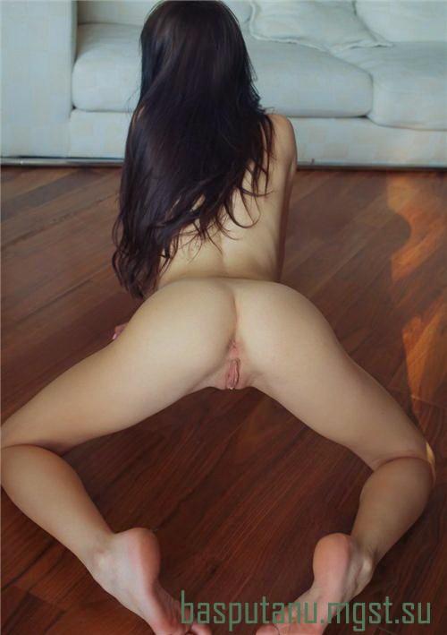 Делла: оральный секс